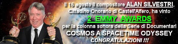 Alan Silvestri vince 2 EMMY Awards, considerato come Oscar televisivo